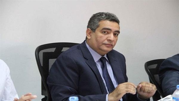 """أحمد مجاهد عضو مجلس إدارة """"الجبلاية"""