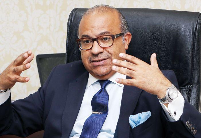 إبراهيم عشماوى رئيس جهاز تنمية التجارة الداخلية