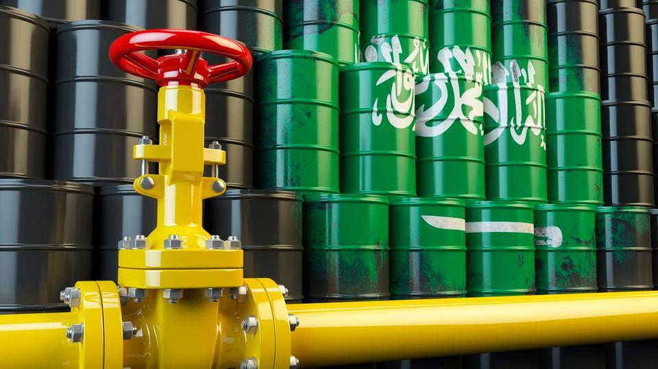 صادرات النفط السعودي