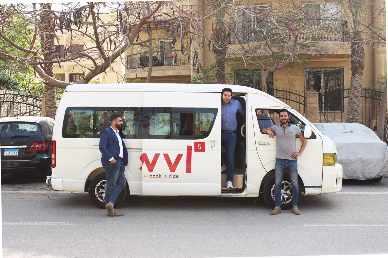 سويفل-النقل الذكي-النقل الجماعي-مصر