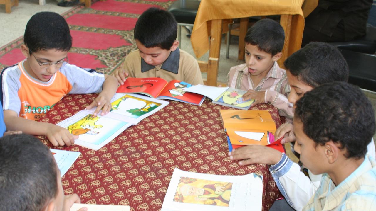 التعليم والصحة- في مصر- أطفال- مدارس- موازنة- مصر