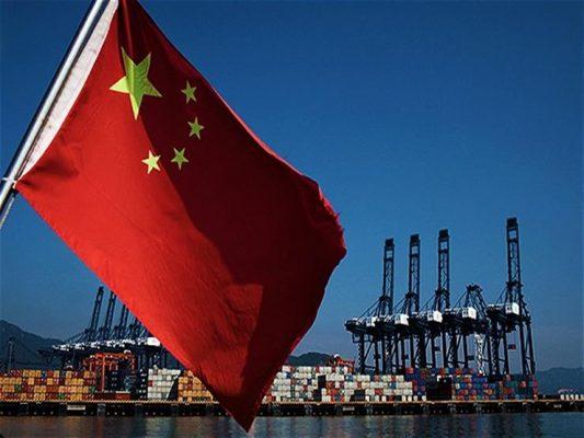 التجارة الخارجية للصين