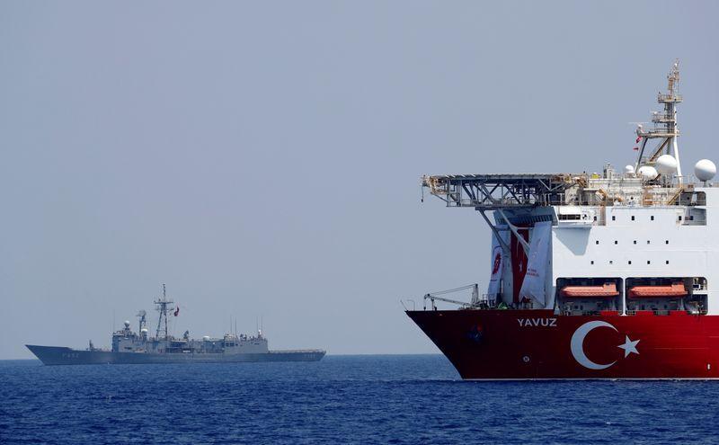 تركيا وغاز شرق المتوسط