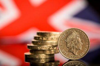 الاقتصاد البريطانى