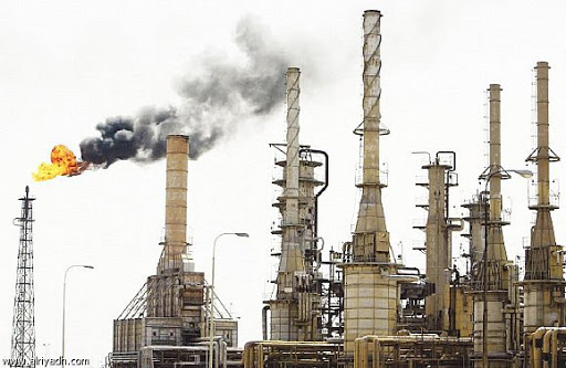 إنتاج البترول
