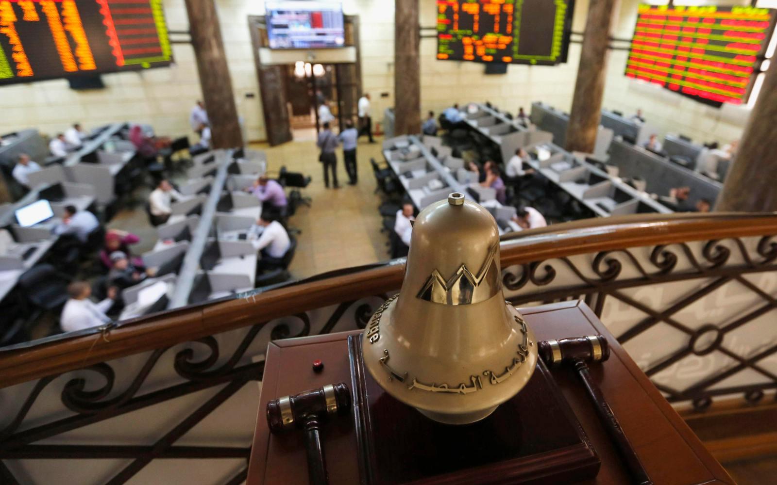 شركات السمسرة المصرية