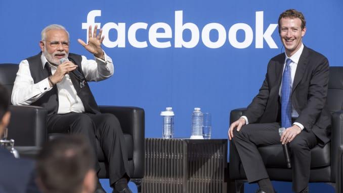 فيسبوك-الهند