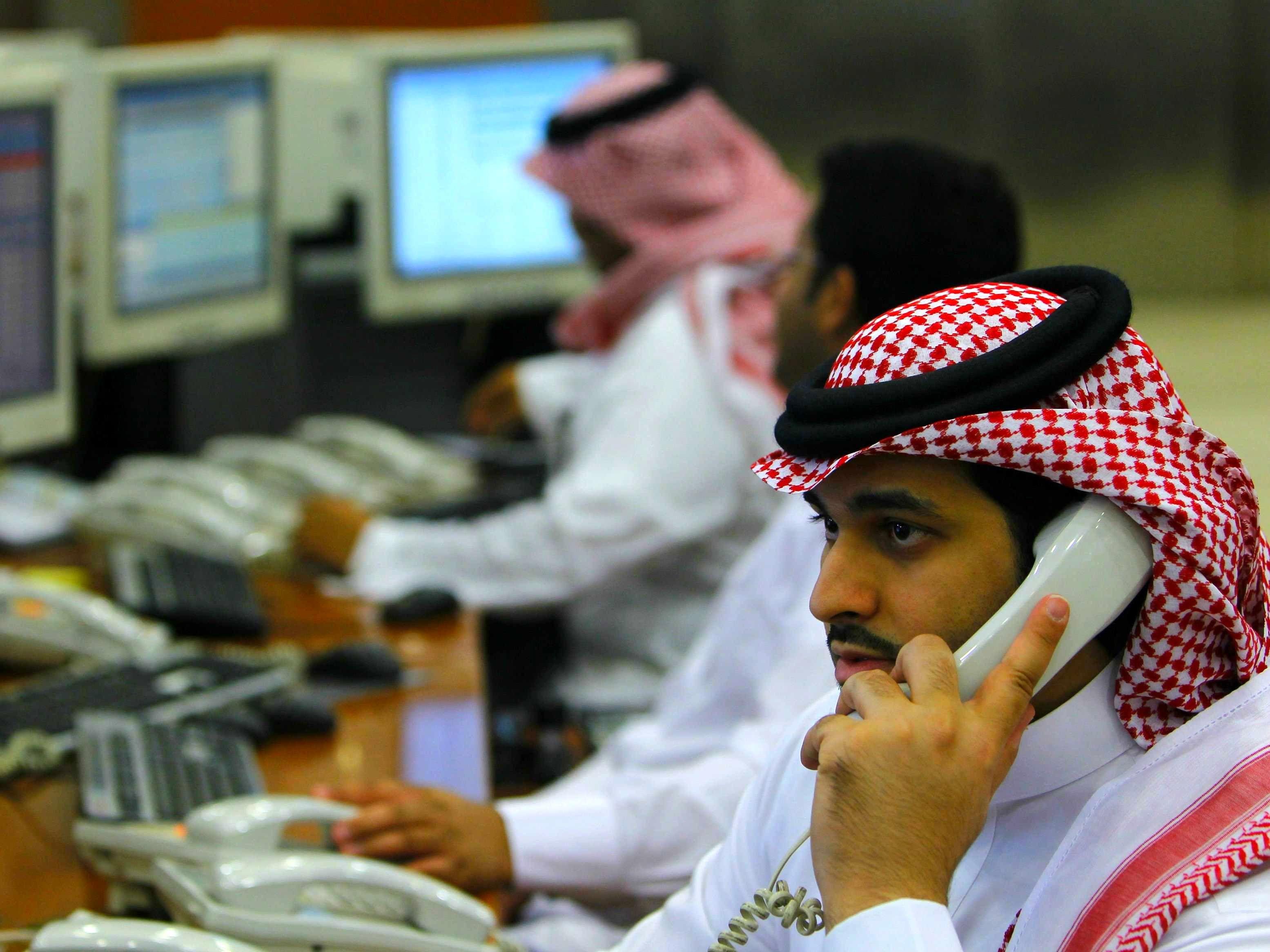 المصرفي السعودي