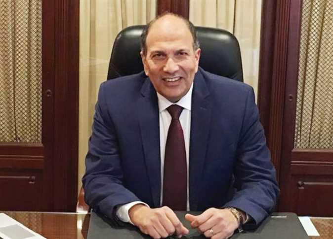 مجدي غازي رئيس هيئة التنمية الصناعية