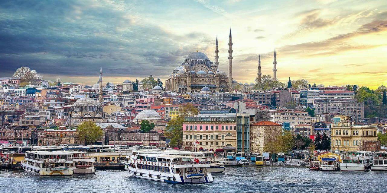 العقارات التركية
