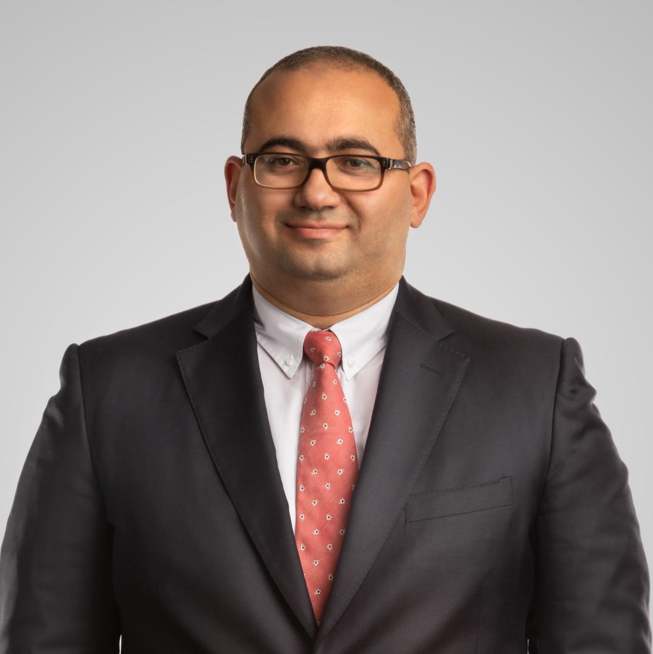 احمد خورشيد الرئيس التنفيذي لشركة تمويلى
