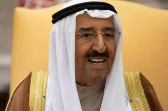 أمير الكويت صباح الجابر الصباح