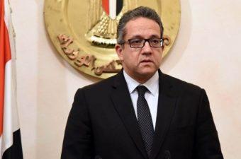 خالد العنانى وزير السياحة والآثار